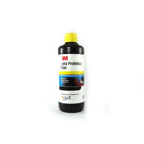 Cera Protetora Plus 3m - 500ml
