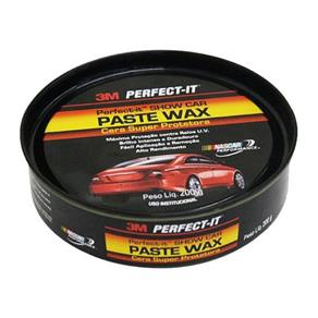 Cera Super Protetora Paste Wax 200g 3M