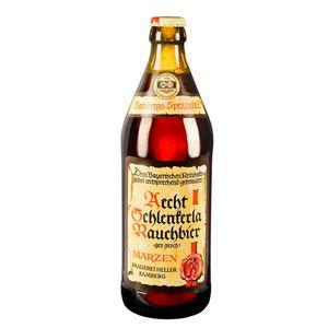 Tudo sobre 'Cerveja Aecht Schlenkerla Rauchbier Marzen 500ml'