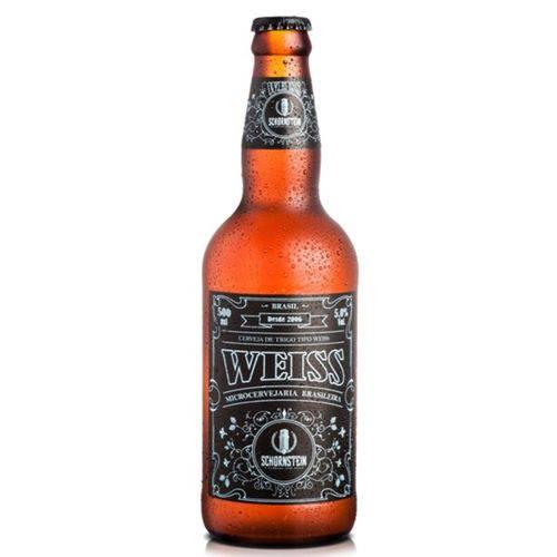 Cerveja Artesanal Schornstein Weiss 500ml