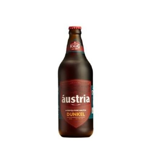 Cerveja Áustria Dunkel 600 Ml