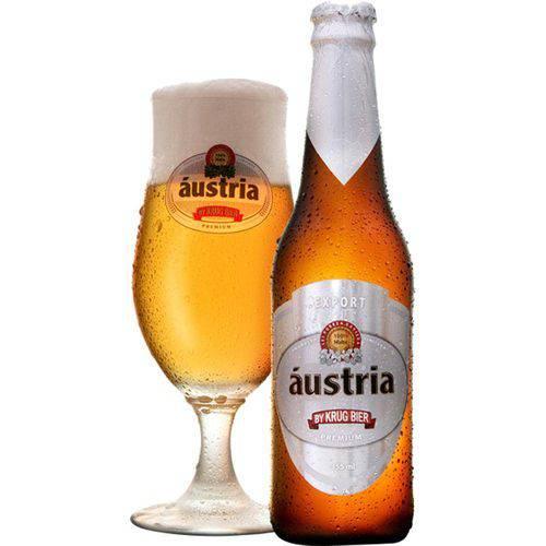 Cerveja Austria Export 355 Ml
