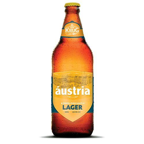 Cerveja Austria Lager 600 Ml