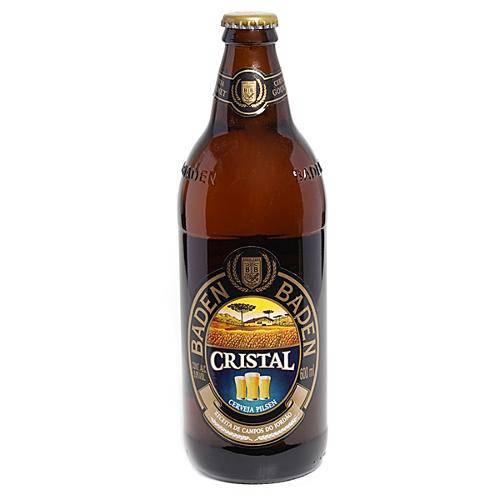 Cerveja Baden Baden Cristal Pilsen 600 Ml