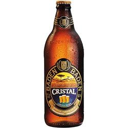 Cerveja Baden Baden Pils Cristal - 600ml