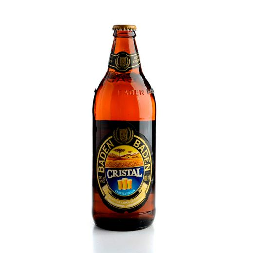 Cerveja Baden Baden Pilsen Cristal 600ml