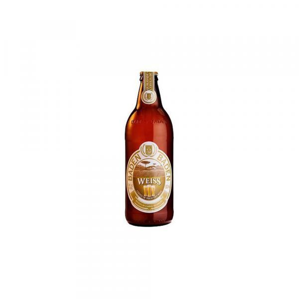 Cerveja Baden Baden Weiss Garrafa 600 Ml