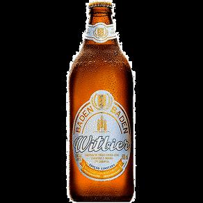 Cerveja Baden Baden Witbier 600ml