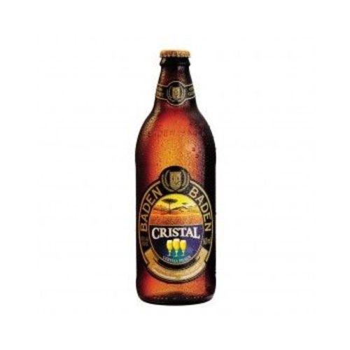 Cerveja Baden Cristal 600 Ml