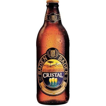 Cerveja Baden Cristal Un