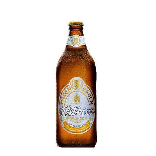 Cerveja Baden Witbier 600ml C/ 6