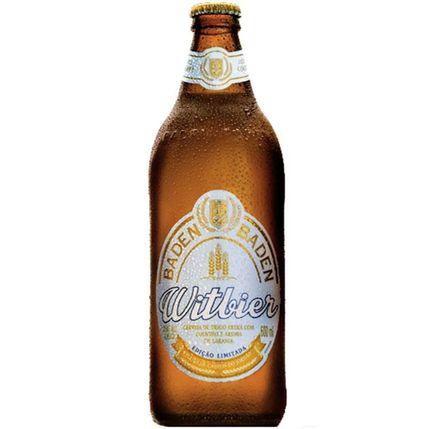 Cerveja Baden Witbier 600Ml Un