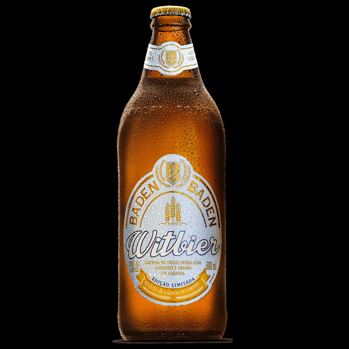 Cerveja Baden Witbier 600ml