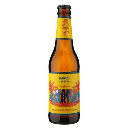 Cerveja Barco San Martin 355 Ml