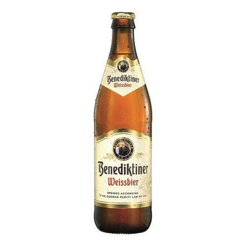 Tudo sobre 'Cerveja Benediktiner Weissbier 500 Ml'