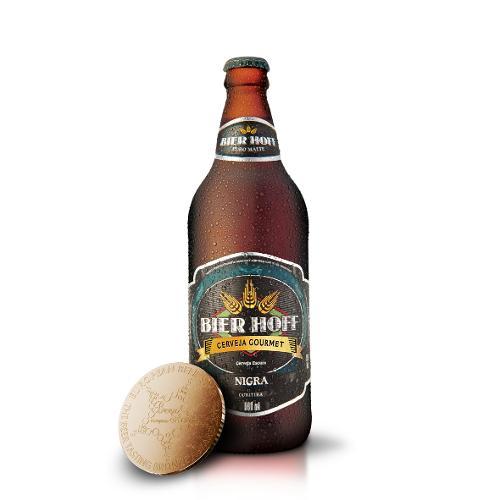 Cerveja Bier Hoff Nigra 600 Ml