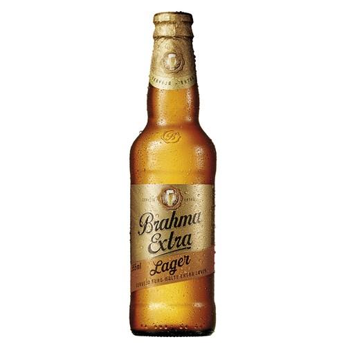Cerveja Brahma Pilsen Lager 355Ml