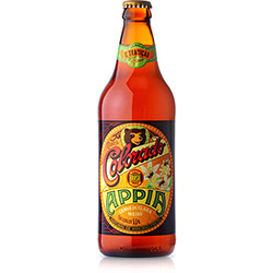 Cerveja Brasileira Colorado Appia - 310 Ml
