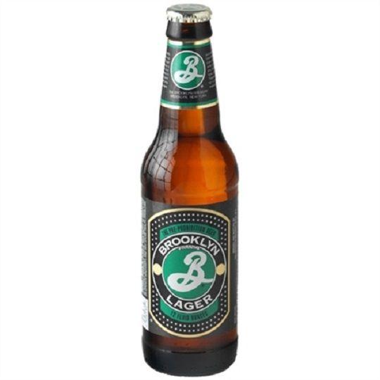 Cerveja Brooklyn Lager 355 Ml