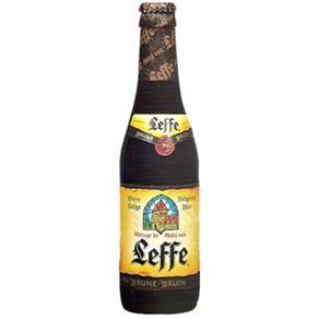 Cerveja Brune, 330 Ml - Leffe CERVEJA LEFFE BRUNE 330ML