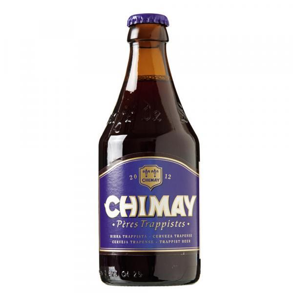 Cerveja Chimay Blue 330 Ml