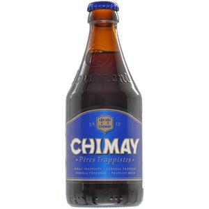 Cerveja Chimay Blue 330ml + 124 KM