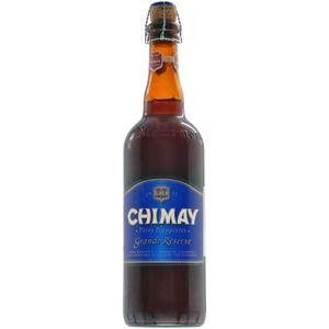 Cerveja Chimay Blue 750ml + 101 KM