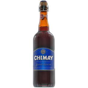 Cerveja Chimay Blue - 750ml