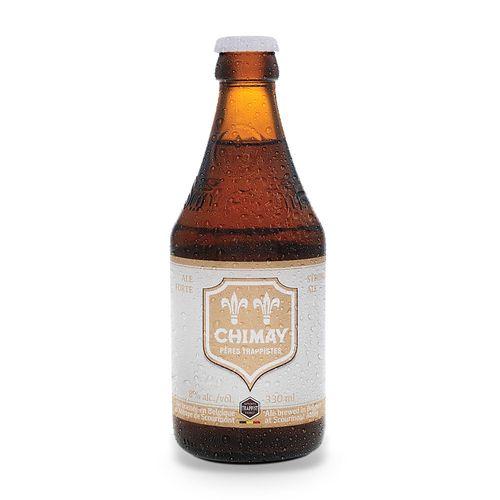 Tudo sobre 'Cerveja Chimay White 330ml'