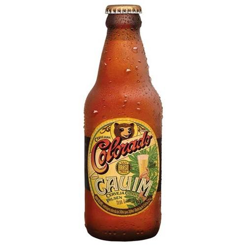 Cerveja Colorado 300ml Cauim