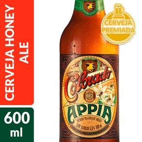 Tudo sobre 'Cerveja Colorado Appia 600ml'