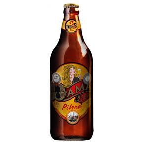 Cerveja Dama Bier Blonde Lady Pilsen - 600ml