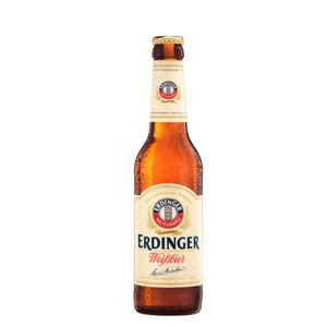 Tudo sobre 'Cerveja Erdinger Weissbier 330ml'