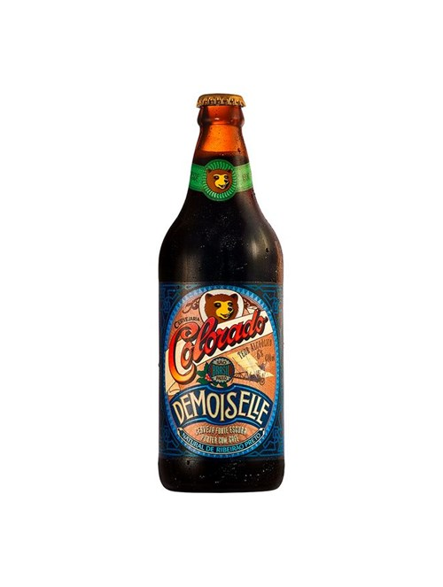 Cerveja Escura Colorado Demoiselle 600ml