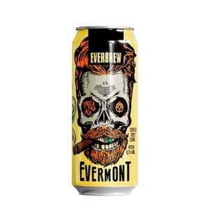 Tudo sobre 'Cerveja Everbrew Evermont Lata 473ml'