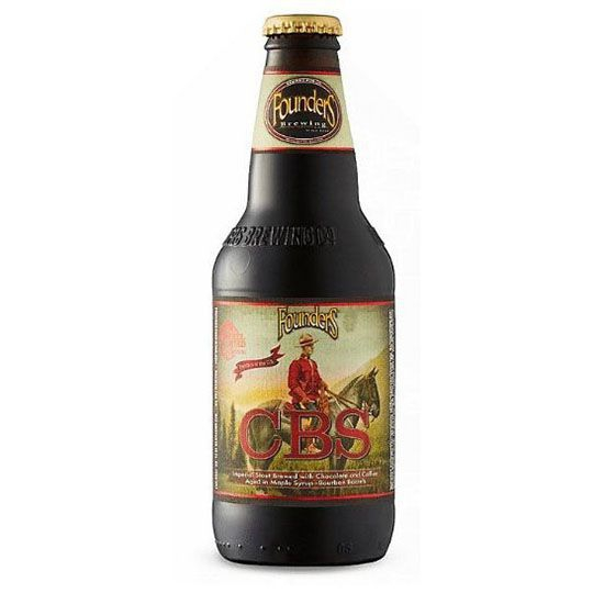 Cerveja Founders CBS 355 Ml