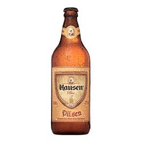 Cerveja Hausen Pilsen 600ml