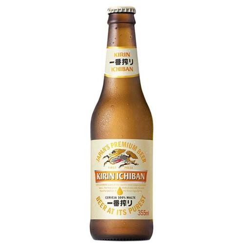 Tudo sobre 'Cerveja Kirin Ichiban 355ml Ln'