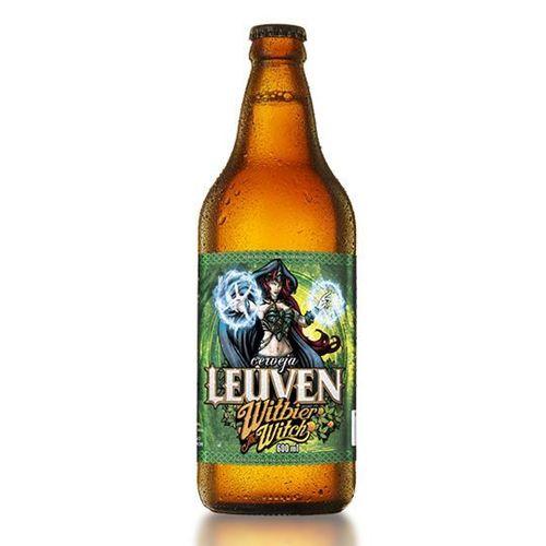 Cerveja Leuven Blanche Witbier 600 Ml