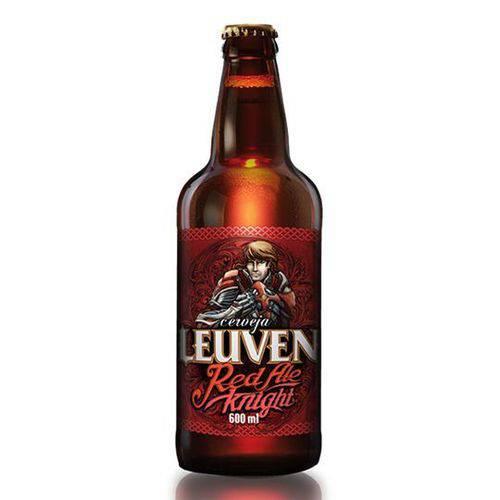 Cerveja Leuven Red Ale 600 Ml