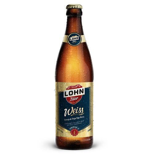 Cerveja Lohn Bier Weiss 500ml