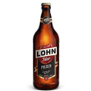 Cerveja Artesanal Lohn Pilsen 600ml