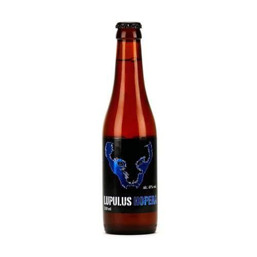 Tudo sobre 'Cerveja Lupulus Hopera 330ml'