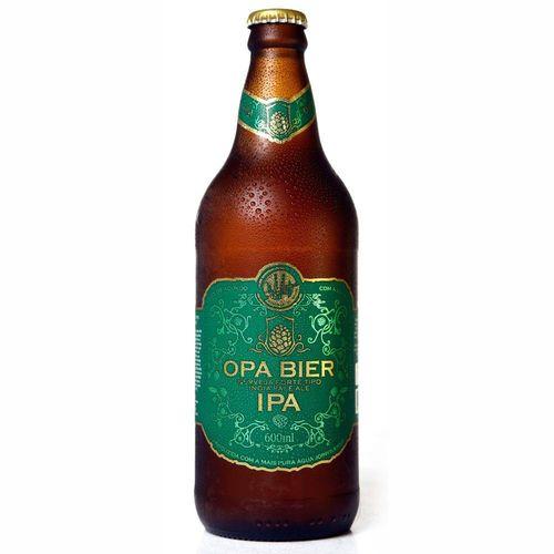 Cerveja Opa Bier Ipa 600 Ml