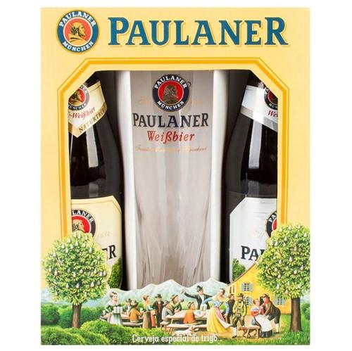 Tudo sobre 'Cerveja Paulaner 500ml Alem Lv2+1cp'