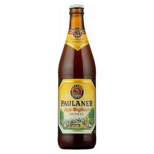 Tudo sobre 'Cerveja Paulaner Hefe-Weissbier Dunkel 500ml'
