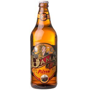 Cerveja Pilsen Dama Bier 600ml