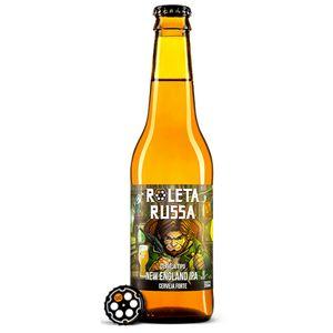 Tudo sobre 'Cerveja Roleta Russa New England IPA 355ml'