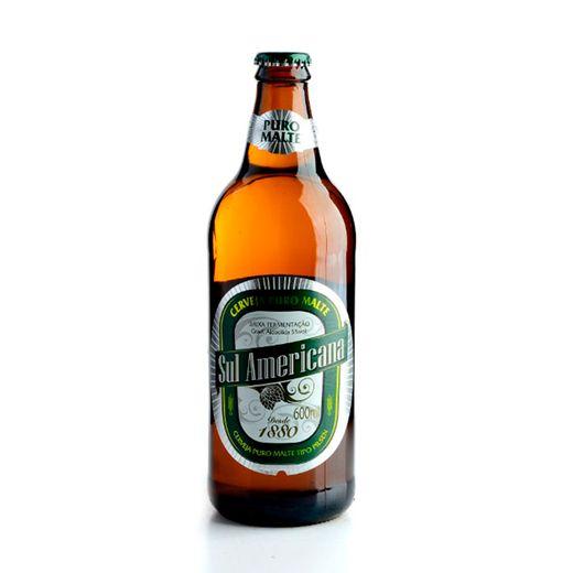 Tudo sobre 'Cerveja Sul Americana 600ml'