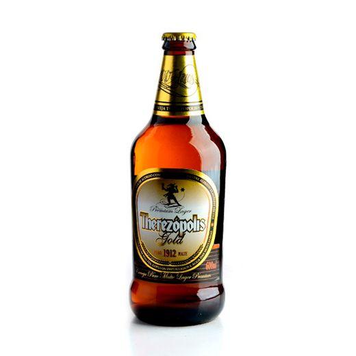 Tudo sobre 'Cerveja Therezopolis Gold 600ml'